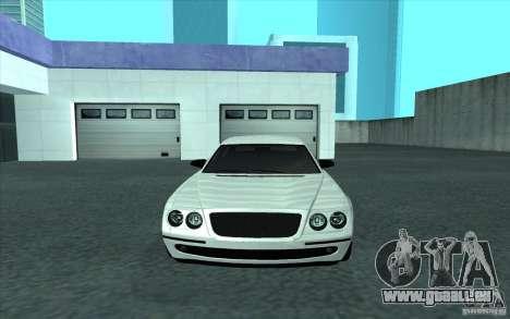 Cognoscneti von GTA 4 für GTA San Andreas rechten Ansicht