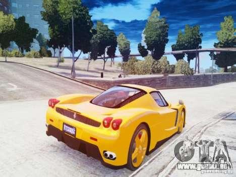Ferrari Enzo 2002 für GTA 4 hinten links Ansicht