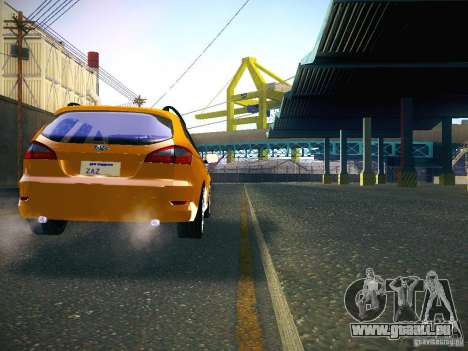 Ford Mondeo Sportbreak pour GTA San Andreas vue de droite