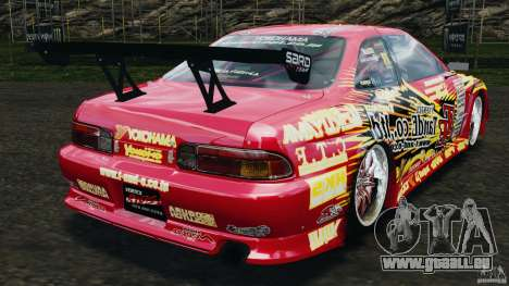 Toyota Soarer für GTA 4 hinten links Ansicht