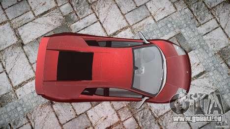 Lamborghini Murcielago v1.0b pour GTA 4 est un droit