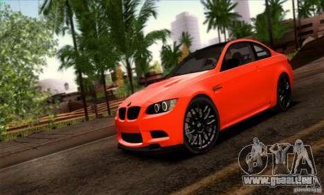 SA_gline v3. 0 für GTA San Andreas zweiten Screenshot