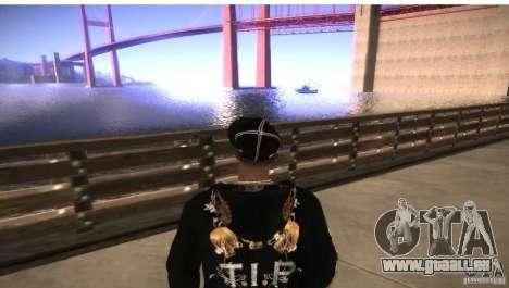 Graphic settings pour GTA San Andreas quatrième écran