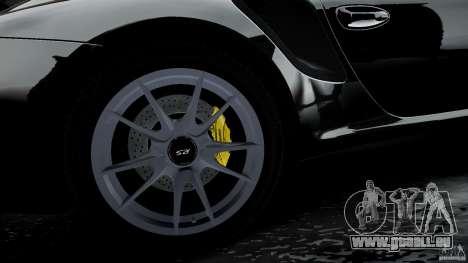 Porsche 911 GT2 RS 2012 für GTA 4 obere Ansicht