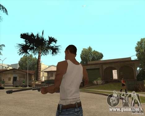 New sniper pour GTA San Andreas deuxième écran