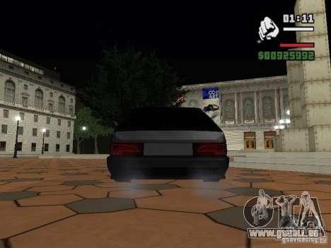 VAZ 2113 LT pour GTA San Andreas sur la vue arrière gauche