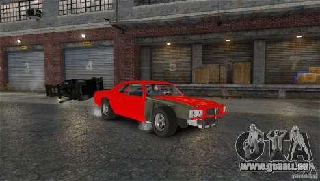 Jupiter Eagleray MK5 v.1 pour GTA 4 est un droit