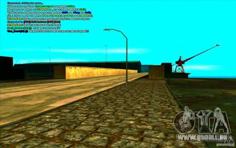 Qualitative Enbseries 2 für GTA San Andreas her Screenshot