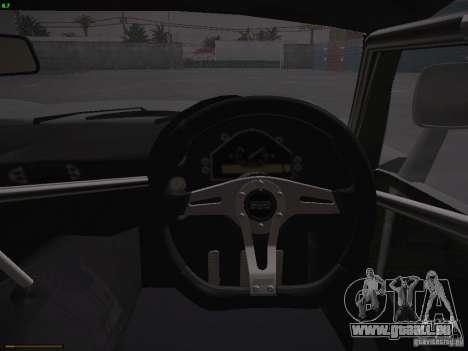 TVR Cerbera Speed 12 pour GTA San Andreas salon