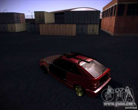 Volkswagen Corrado Rathella pour GTA San Andreas laissé vue