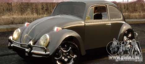 Volkswagen Fusca für GTA 4