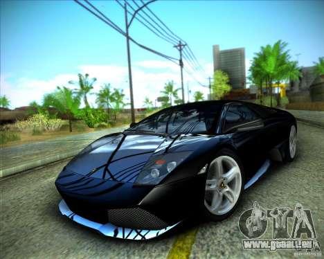 ENBSeries by ibilnaz für GTA San Andreas fünften Screenshot