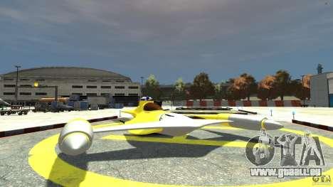 Naboofighter für GTA 4