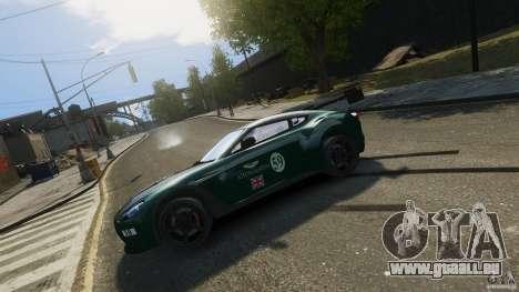 Aston Martin V12 Zagato 2012 für GTA 4 linke Ansicht