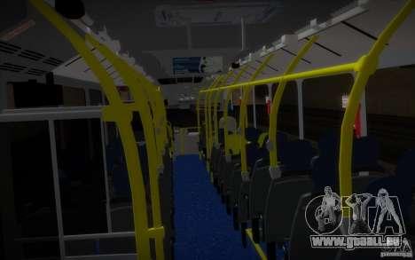 Marcopolo Viale BRT 0500M für GTA San Andreas Rückansicht