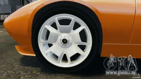 Lamborghini Miura 2006 pour GTA 4 est un côté