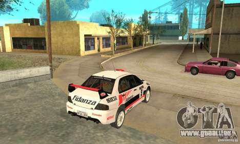 Mitsubishi Lancer Evolution IX für GTA San Andreas