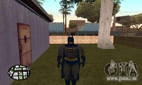 Dark Knight Skin Pack für GTA San Andreas achten Screenshot
