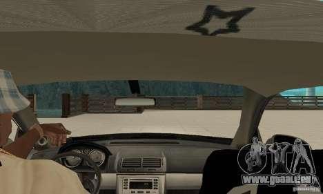 Chevrolet Cobalt SS NFS ProStreet für GTA San Andreas rechten Ansicht