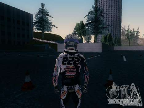 Race Ped Pack für GTA San Andreas