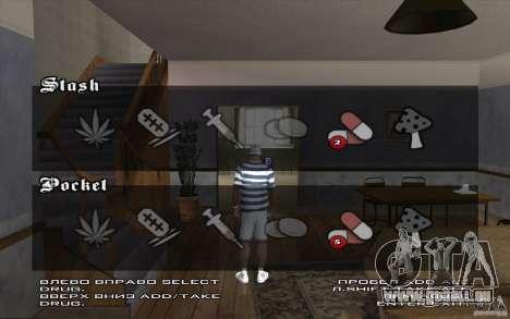 The Black Market Mod v.1.0 pour GTA San Andreas troisième écran