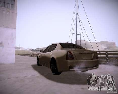 ENBseries by slavheg v2 pour GTA San Andreas quatrième écran