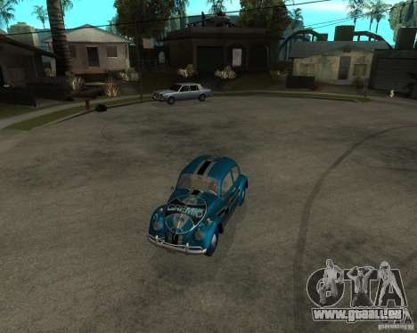 VW Fusca Gremio pour GTA San Andreas