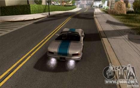 ENBSeries by HunterBoobs v1 pour GTA San Andreas deuxième écran
