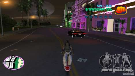 50 Cent Player für GTA Vice City fünften Screenshot