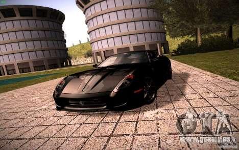 SA Illusion-S V1.0 SAMP Edition pour GTA San Andreas quatrième écran