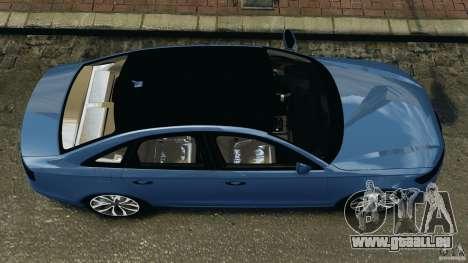Audi A6 für GTA 4 rechte Ansicht