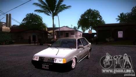 Fiat Regata für GTA San Andreas