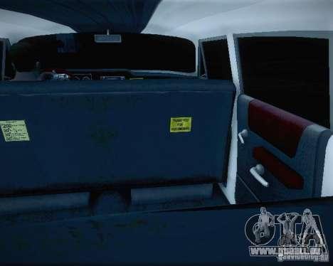 Diablo Cabbie HD pour GTA San Andreas