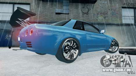 Nissan Skyline R32 GTS-T [FINAL] pour GTA 4