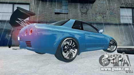 Nissan Skyline R32 GTS-T [endg.] für GTA 4