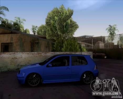 Volkswagen Golf GTi 2003 für GTA San Andreas rechten Ansicht