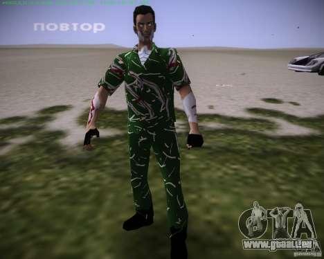 Haut wird enthüllt für GTA Vice City Screenshot her