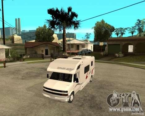 Chevrolet Camper pour GTA San Andreas