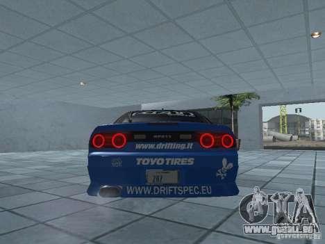 Nissan RPS13 Drift Spec für GTA San Andreas rechten Ansicht