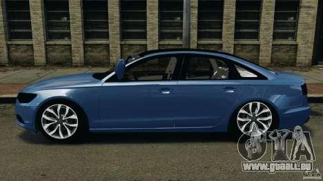 Audi A6 pour GTA 4 est une gauche