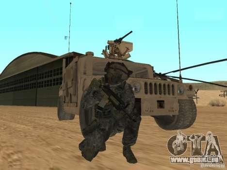 Animations v1.0 pour GTA San Andreas troisième écran