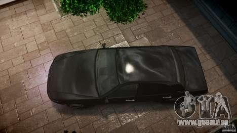 Washington FBI Car pour GTA 4 est un droit