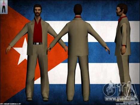 La Cosa Nostra mod pour GTA San Andreas troisième écran