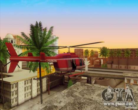SA_Mod v1. 0 für GTA San Andreas zweiten Screenshot