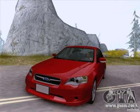 HQ Realistic World v2.0 pour GTA San Andreas deuxième écran