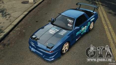 Toyota Supra 3.0 Turbo MK3 1992 v1.0 für GTA 4 Räder