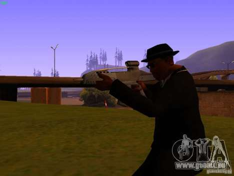 XM8 V1.1 für GTA San Andreas her Screenshot