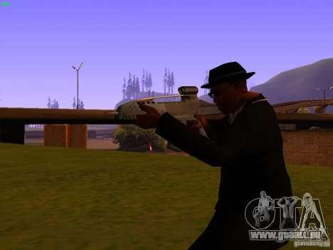 XM8 V1.1 pour GTA San Andreas quatrième écran
