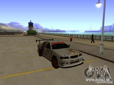 Toyota Chaser JZX100 Tuning by TCW für GTA San Andreas