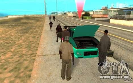 Der Folienmaster für GTA San Andreas dritten Screenshot
